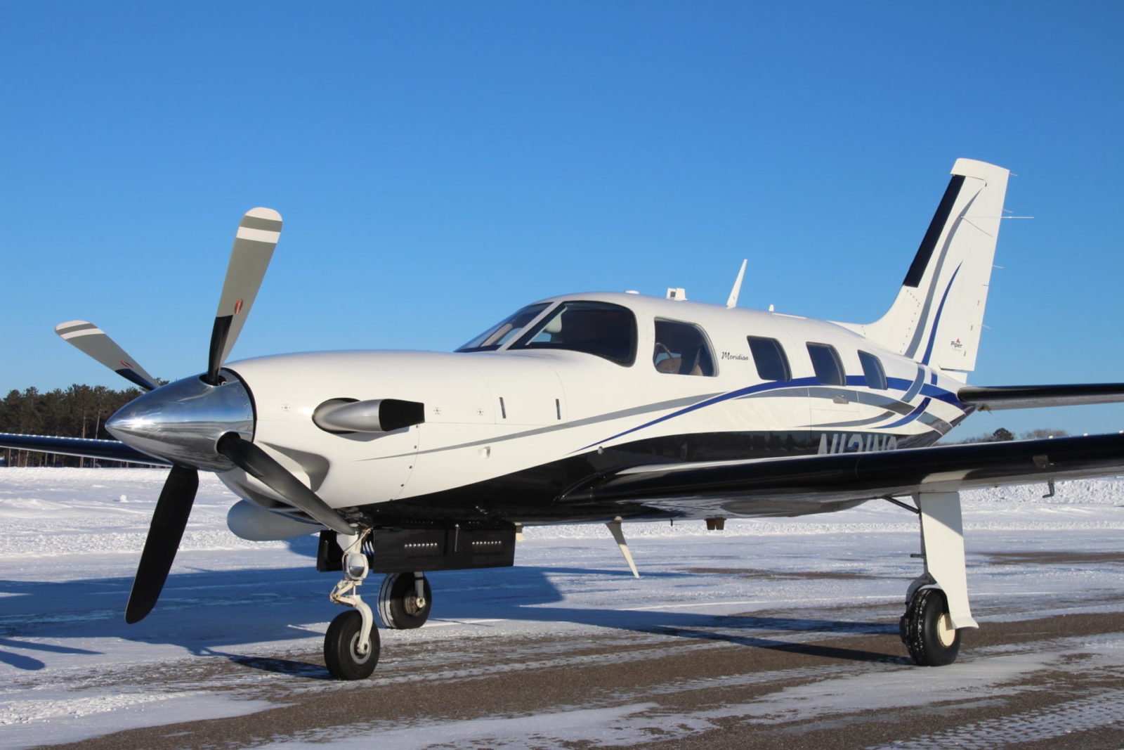 2007 Piper Meridian Aircraft for Sale at North Point Aviation